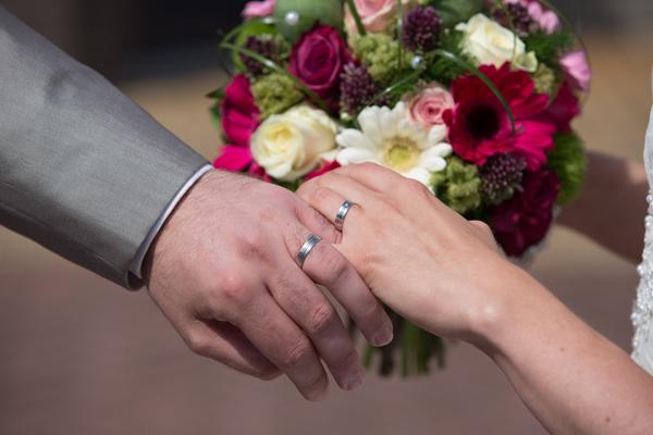 Huwelijk Laura & Peter